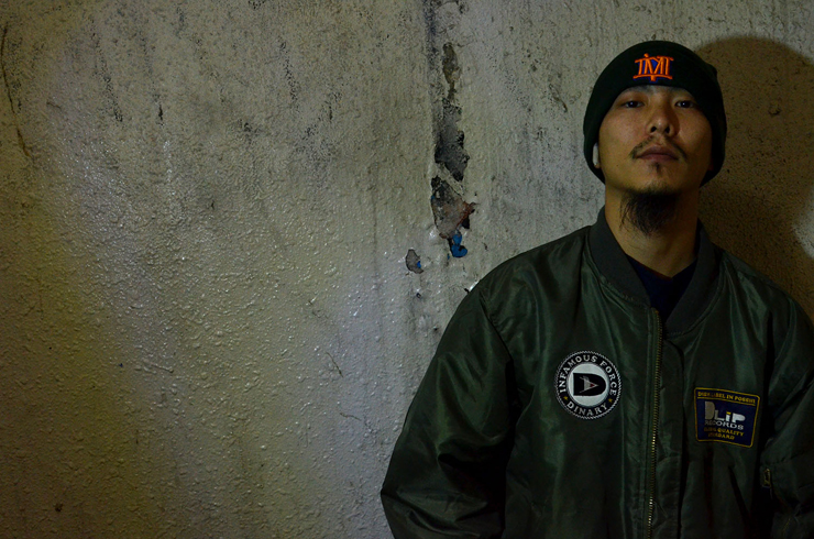 SHEEF THE 3RD - 1st solo album『My Slang Be High Range Moss Village』Release
