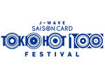 『J-WAVE SAISON CARD TOKIO HOT 100 FESTIVAL』2018年3月28日(水)at 新木場STUDIO COAST