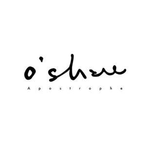 o'share『Apostrophe』