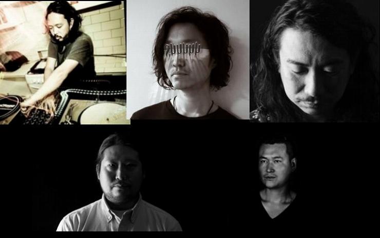 CMT/DJ NOBU/IORI/Shhhhh/DJ YAZI