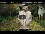 JIROW WONDA『カントリーロード』MUSIC VIDEO
