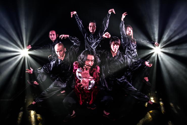 OLEDICKFOGGY - 史上最多のレコ発ツアー『Gerato TOUR 2018』の日程を発表。
