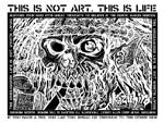 KAZUHIRO IMAI Art Show『THIS IS LIFE』2018年2月16日(金)~25日(日)at THE blank GALLERY