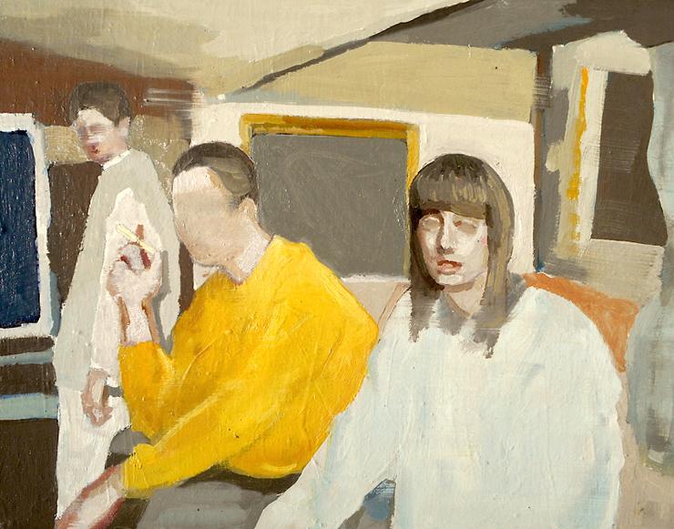 Yoshito Koyama Solo Exhibition『imya』2018年3月2日(金)~3月14日(水)at THE blank GALLERY