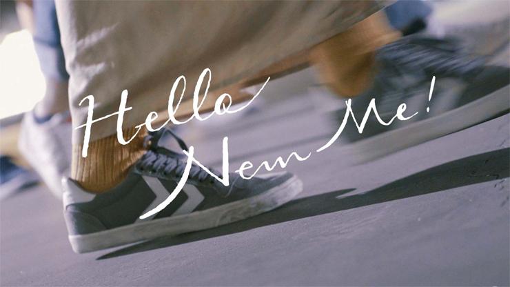 フレンズ『Hello New Me!』MUSIC VIDEO ~『hummel loves music』プロジェクト~