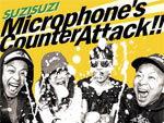 SUZISUZI – New Album『Microphone's Counter Attack!!』Release