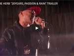 THA BLUE HERB – LIVE DVD『20YEARS, PASSION & RAIN』トレーラー映像を公開。