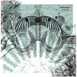Hisomi-TNP - New Album『heliocentric』Release