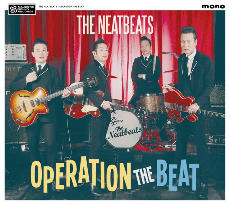 THE NEATBEATS - New Album『OPERATION THE BEAT』Release