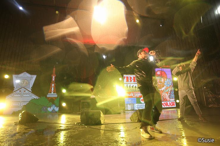 ILL-BOSSTINO [THA BLUE HERB] 『20YEARS, PASSION & RAIN』(LIVE DVD) リリースインタビュー