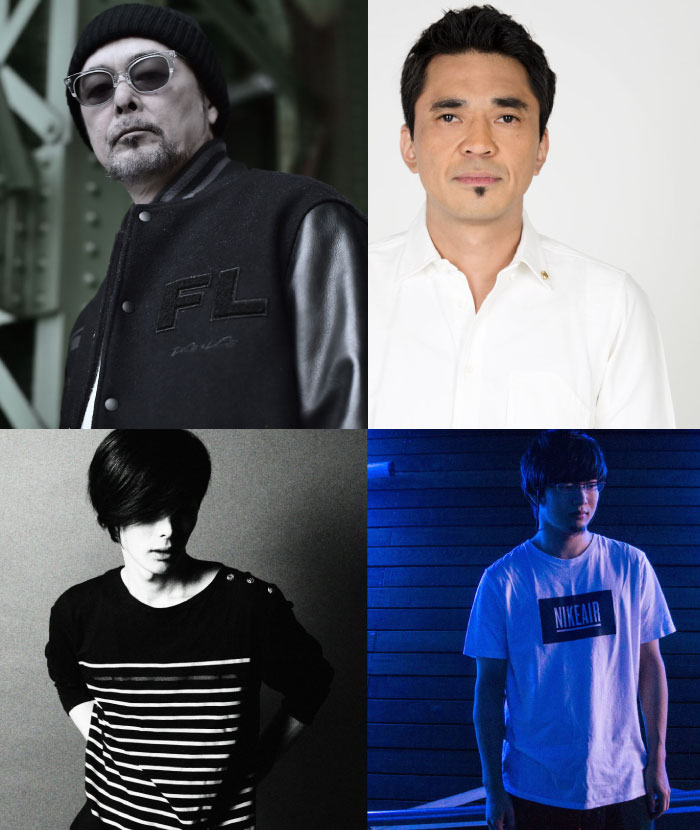 『TECHNO INVADERS DJ KRUSH × 石野卓球 』2018.05.03(THU) at 渋谷 SOUND MUSEUM VISION