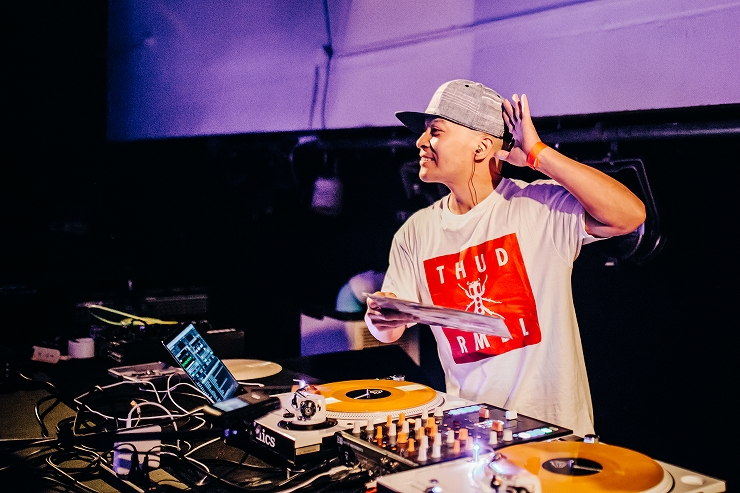 DMC JAPAN DJ CHAMPIONSHIPS