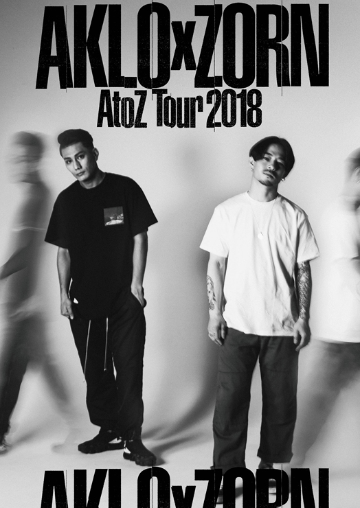 AKLO x ZORN『A to Z TOUR 2018