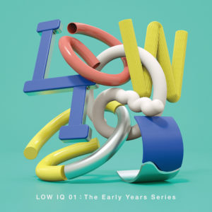 LOW IQ 01 - BEST ALBUM『The Early Years Series』(5枚組ボックスセット)Release