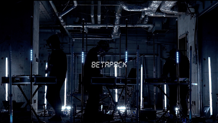 BETAPACK - Full Album『MIND PROCESSOR』Release