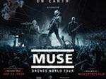 『MUSE DRONES WORLD TOUR』2018年7月12日(木) 新宿ピカデリーほか全国劇場にて公開。