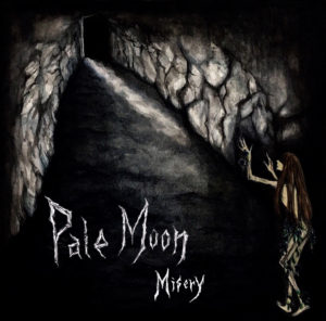 Pale Moon - 1st EP『Misery EP』Release