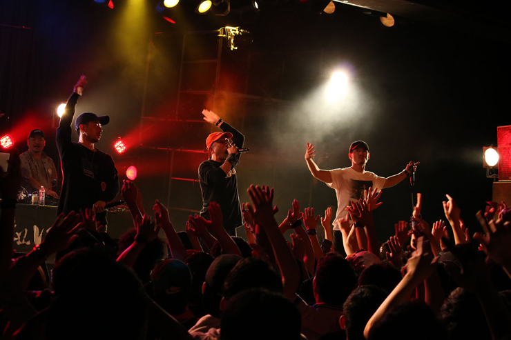 般若 x ZORN x SHINGO★西成 - LIVE DVD『LIVE MAX』Release