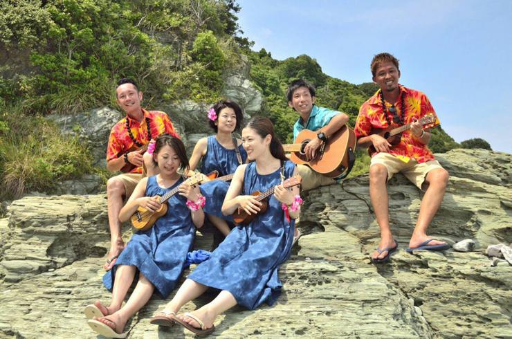 無人島ハワイフェスティバル