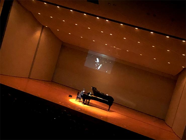 H ZETT M ピアノ独演会 @ 岐阜 バロー文化ホール (2018.07.07) ~REPORT~