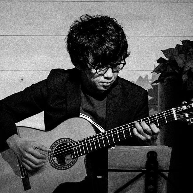 ギター 齋藤純一