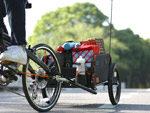 DOPPELGANGER(R)(ドッペルギャンガー)より自転車で最大65L・45kgの荷物の運搬を可能にする『マルチユースサイクルトレーラー』発売。