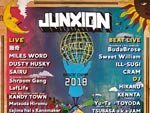 『JUNXION – Space Camp -』2018年9月1日(土)15:00~ 9月2日(日)6:00 at 千葉印西市 ヘビーデューティー秘密基地
