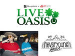 J-WAVE×HOT STUFF『LIVE OASIS』2018年9月20日(木)at EX THEATER ROPPONGI