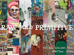 Group Exhibition『RAW and PRIMITIVE』2018年7月7日(土)~22日(日)at THE blank GALLERY