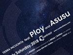 『Terra Incognita feat. Ploy and Asusu』2018年7月7日(土)at 渋谷 Contact