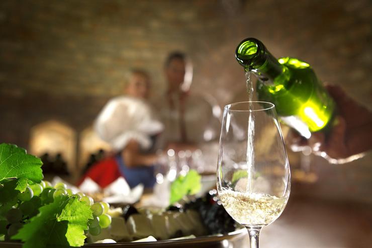 もちろんモラヴィアワインも©David Marvan