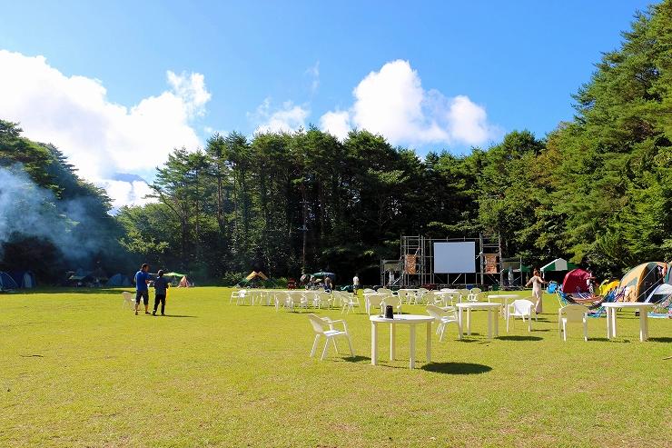 『富士 湖畔の映画祭2018』2018年7月27日(金)~29日(日) at 山梨県富士五湖・本栖湖キャンプ場