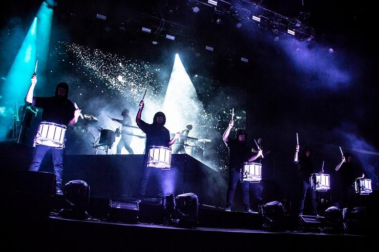 今年のベストアクトは初日のホワイトステージ「ODESZA」で決まり!
