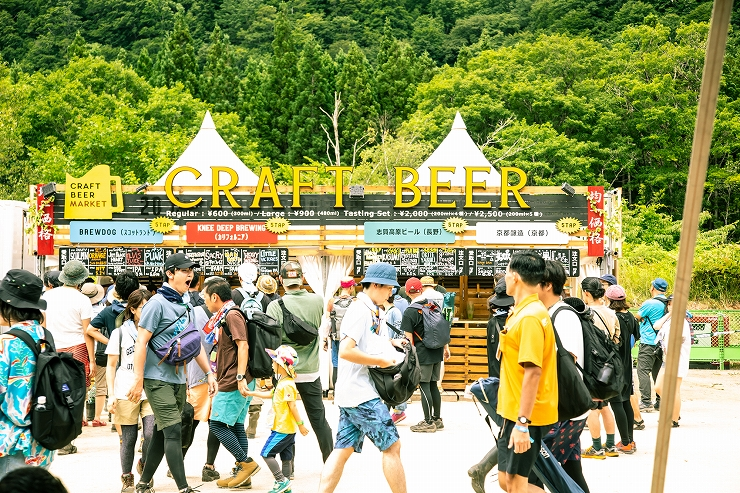 FUJI ROCK FESTIVAL '18 ~UNFAIRGROUND~ REPORT