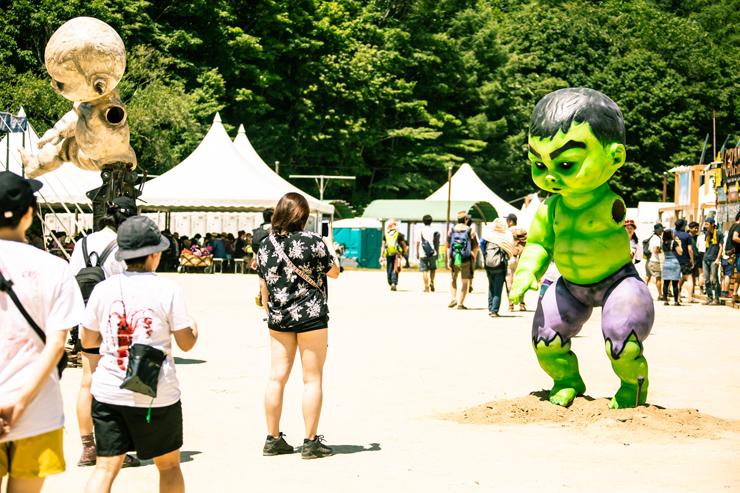 FUJI ROCK FESTIVAL '18 ~フジロックフェスティバル2018 5つの印象的な瞬間~