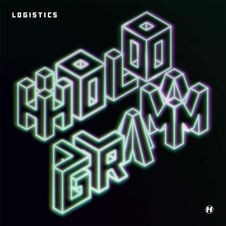 LOGISTICS (Hospital Records, UK)『Hologram』