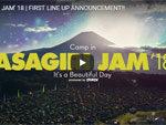 『It's a beautiful day~Camp in 朝霧JAM』2018年10月6日(土)~ 7日(日)at 富士山麓 朝霧アリーナ・ふもとっぱら ~出演アーティスト第1弾発表~