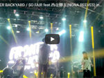 FRONTIER BACKYARD『SO FAIR』(西寺郷太ゲスト参加)MUSIC VIDEO