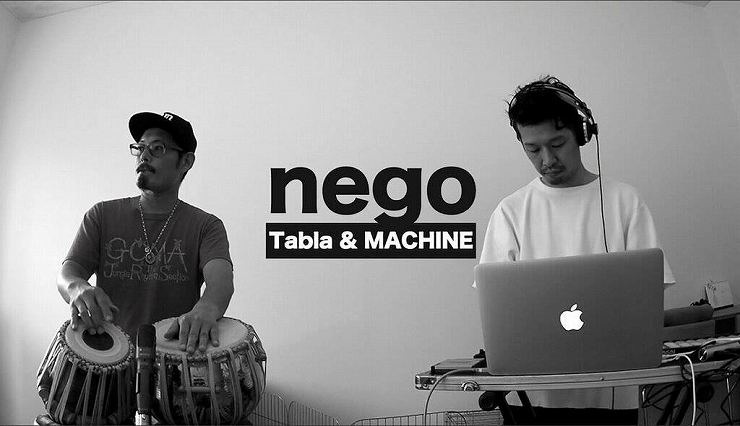 nego Tabla & MACHINE