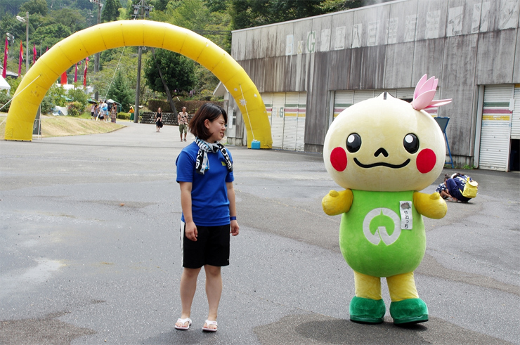 Rainbow CHILD 2020 @ 岐阜県八百津町蘇水公園 (2018.08.12)~REPORT~