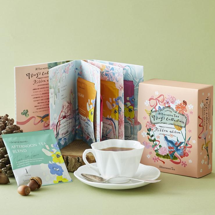 利光春華×Afternoon Tea TEAROOM