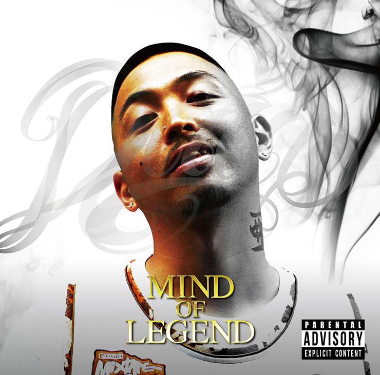 Daia - 1st Album『Mind Of Legend』Release