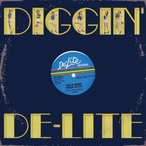 "MURO - MIX CD『KING OF DIGGIN' ""DIGGIN' DE-LITE"" 』Release"