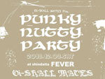 ~Oi-SKALL MATES presents~『PUNKY NUTTY PARTY Vol.8』2018年12月8日(土) at 新代田FEVER