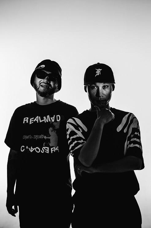 DJ DARUMA(PKCZ(R)) & JOMMY