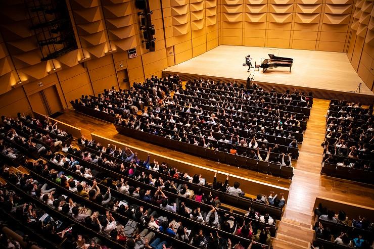 H ZETT M @ 神奈川県やまと芸術文 化ホール (2018.09.28) ~REPORT~