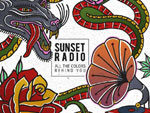 SUNSET RADIO – New Album『All The Colors Behind You』Release/JAPAN TOURの開催も決定。