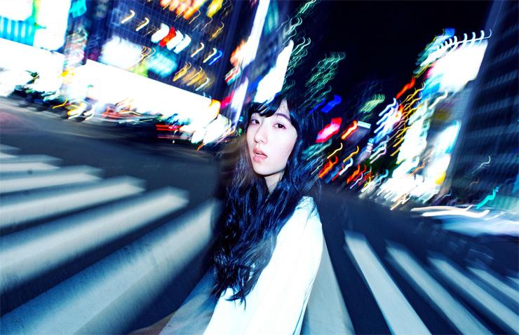 春ねむり、デビューアルバム収録「東京」を再録リリース。