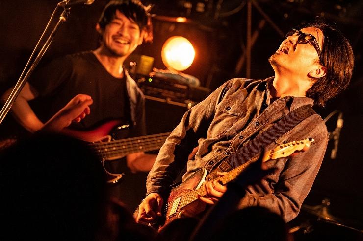 フルカワユタカ LIVE PHOTO(10/31@下北沢SHELTER)Photo by:Nozomi Nakajo