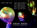 『Adrena Adrena – Japan Tour 2018 -』2018.11.30(金)~ 12.22 (土) 全国9都市10公演。